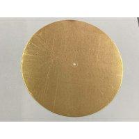【アウトレット品】真鍮 0.5t (Φ261×Φ6)